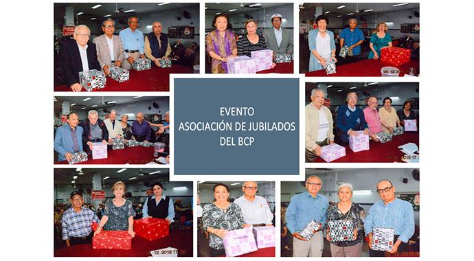 APOYO ACTIVIDAD 32° ANIVERSARIO Y NAVIDAD 2016 - ASOC DE JUBILADOS DEL BCP