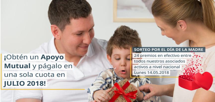 ¡PROMOCIONES MES DE MAYO Y ANUNCIO DEL SORTEO POR EL DÍA DE LA MADRE!