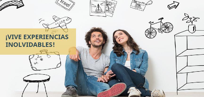 ¡VIVE EXPERIENCIAS INOLVIDABLES CON NUESTRAS PROMOCIONES DE OCTUBRE 2018!