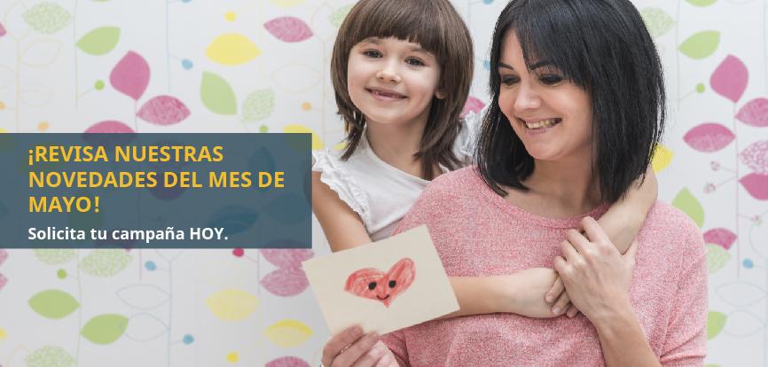 ¡REVISA NUESTRAS NOVEDADES DEL MES DE MAYO 2019!