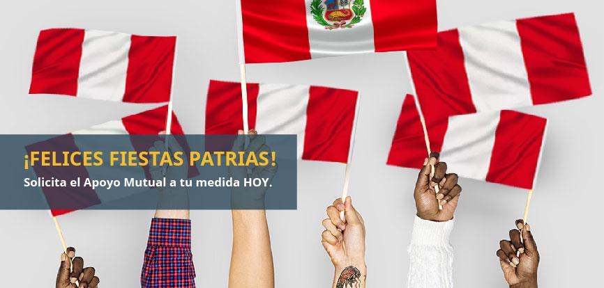 ¡CELEBRA FIESTAS PATRIAS CON TUS PROMOCIONES DEL MES DE JULIO 2019!
