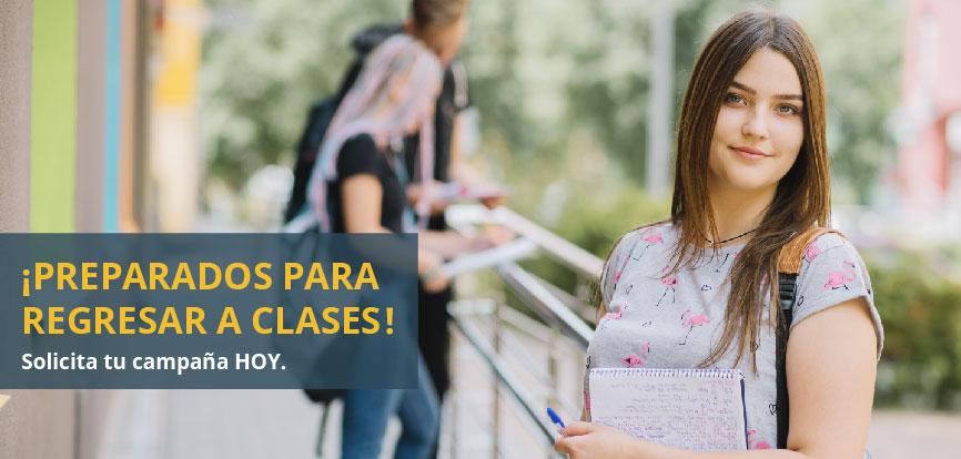¡TU APOYO IDEAL PARA EL REGRESO A CLASES! - CAMPAÑA AGOSTO 2019